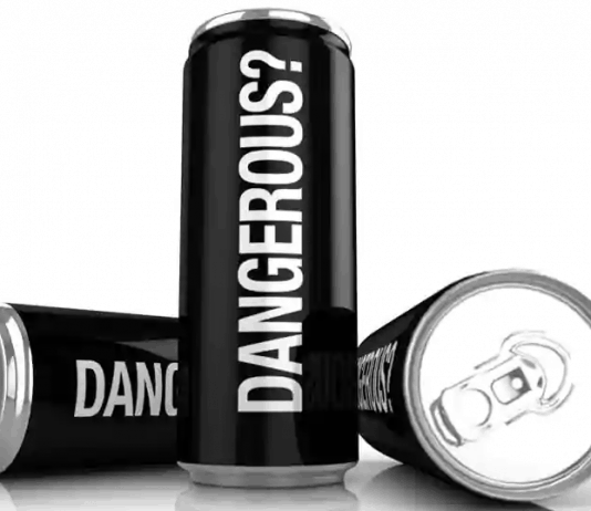 energetiniai gėrimai